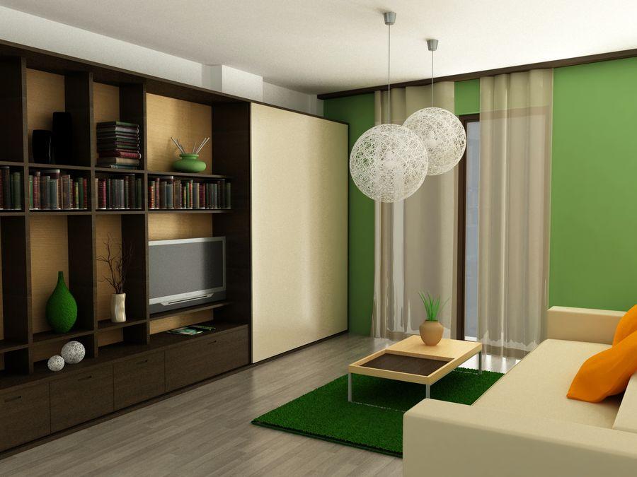 Маленькие гостиные — как создать уютный и стильный интерьер