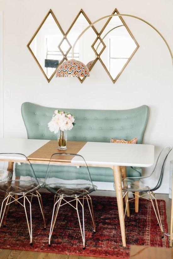 Как сделать оформление столовой зоны эффектным