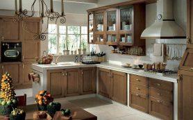 Деревенская простота на вашей современной кухне