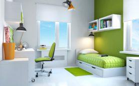 Комната школьника: правила дизайна и выбора мебели для детской