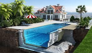 Строительство любых бассейнов