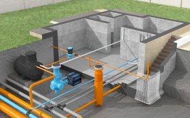 Облагораживание пригородного коттеджа: аспекты установки канализационной насосной станции