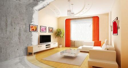 Капитальный ремонт перед продажей квартиры