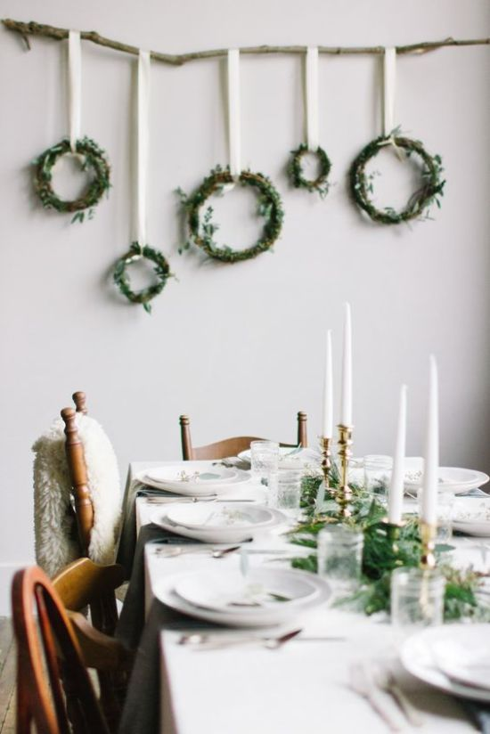 Сервировка новогоднего стола: как сделать красиво