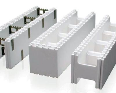 Разновидности и особенности пенополистирольных блоков, используемых в несъёмной опалубке