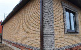 Гиперпрессованный кирпич в строительстве
