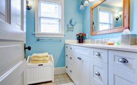 Как обустроить ванную для большой семьи