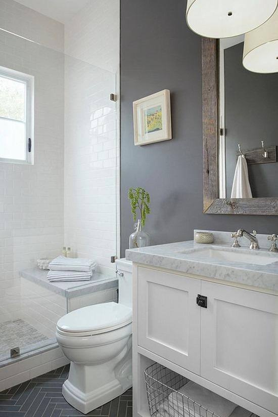 10 способов увеличить пространство небольшой ванной комнаты