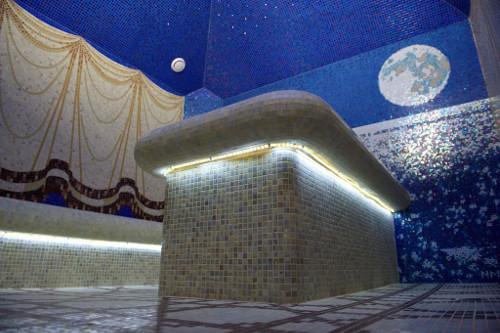 Строительство турецких бань, хамамов