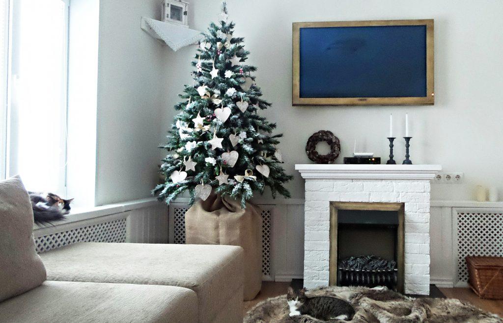 Рождественский декор: как оформить квартиру в канун Рождества