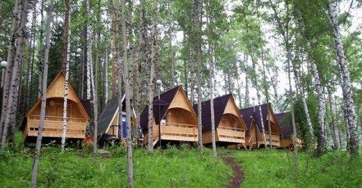 Отдых в Красноярске: где найти базу отдыха?