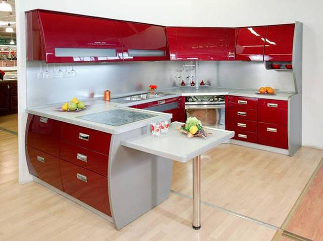 Удобная кухня – удобная столешница!