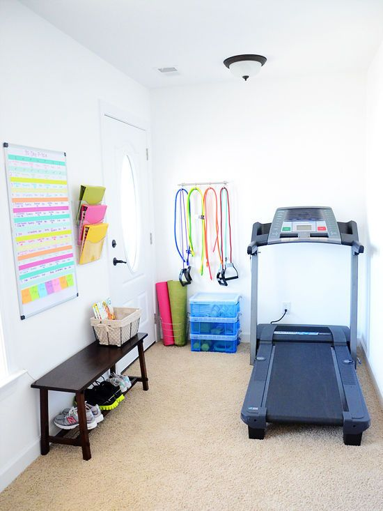 Тренируемся дома: как организовать свой личный спортзал