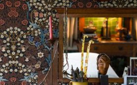 Культовые предметы интерьера: обои William Morris