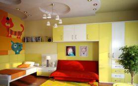 Ремонт комнаты для ребенка