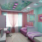 Советы по обустройству детской комнаты для разнополых детей