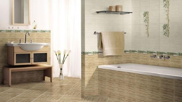 Керамическая плитка — лучший облицовочный материал для влажных помещений