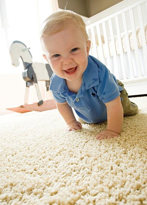 Ковролин для детской: качественно и безопасно, выбираем по правилам
