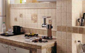 Керамическая плитка для кухни и какую плитку выбрать для стен