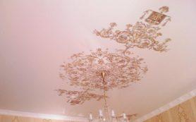 Роскошь и доступность тканевых натяжных потолков для современного интерьера