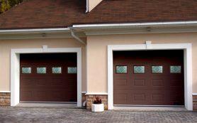 Секционные гаражные ворота на Mirvorot.kiev.ua — удобно, доступно и выгодно