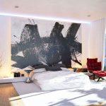 Идеи дизайна интерьера современной спальни в стиле модерн