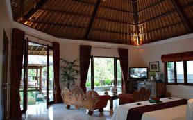 Островная экзотика в доме – об индонезийском стиле в интерьере
