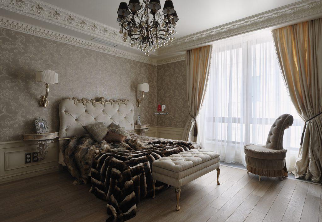Текстиль в дизайне интерьера квартиры