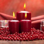 Правила и идеи украшения интерьера свечами