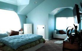 Интерьер мансарды – как оформить жилое помещение на мансардном этаже