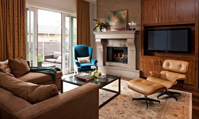 Домашний дизайн для релаксации – все о стиле лаунж в интерьере