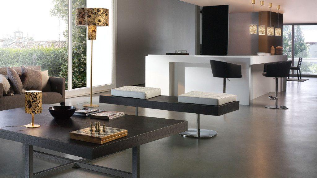 Минимализм — стиль в дизайне интерьеров