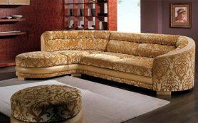 История мягкой мебели
