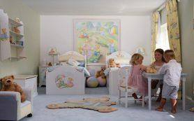 Как обустроить комнату для дошкольника