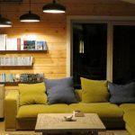 Отделка деревянного дома внутри - идеи