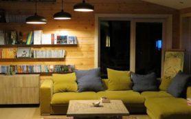 Отделка деревянного дома внутри — идеи