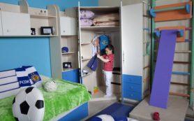 Как обставить и обустроить детскую комнату для