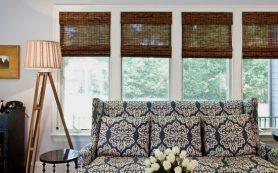 Бамбук в интерьере – прекрасное решение для преображения помещений