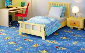 Детский ковролин — как сделать правильный выбор?