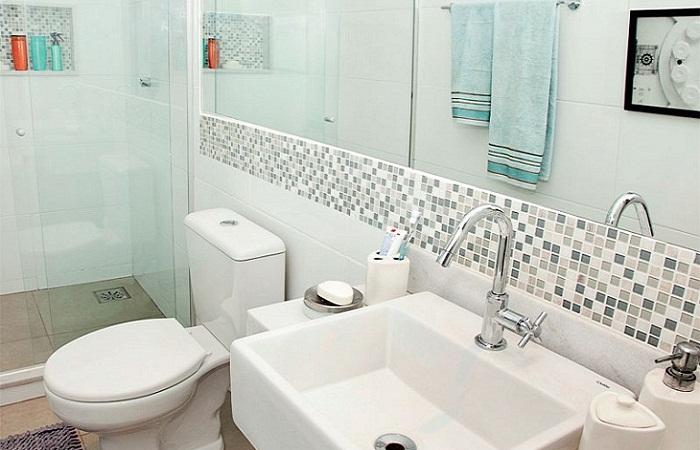 Виды мозаики для ванной – декоративная отделка интерьера
