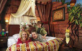Как украсить комнату ребенка в стиле сафари