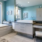 Дизайн ванной комнаты: как выбрать краску?