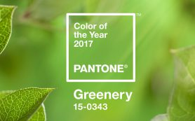 Цвет в интерьере: Greenery — цвет 2017 года по версии Pantone Color Institute