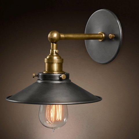 Ретро светильники и лампы – украшение вашей беседки