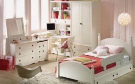 Дизайн интерьера помещений. Дизайн детской комнаты