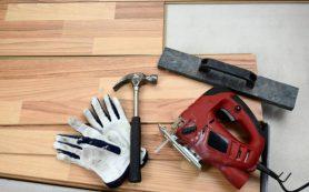 Укладка паркетного пола: необходимые инструменты