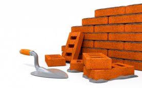 Кирпич – природный строительный материал.