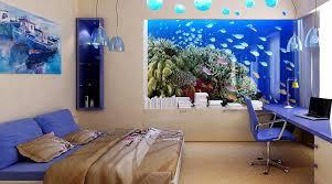Самые оригинальные и необычные аквариумы для оформления интерьера