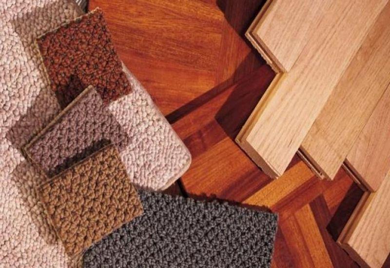 Материалы для напольных покрытий