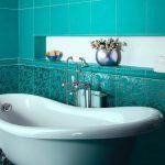Какой дизайн плитки выбрать в ванную комнату